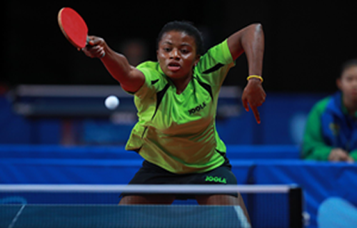 African junior tourney oshonaike excited over invitation - African table tennis federation ...