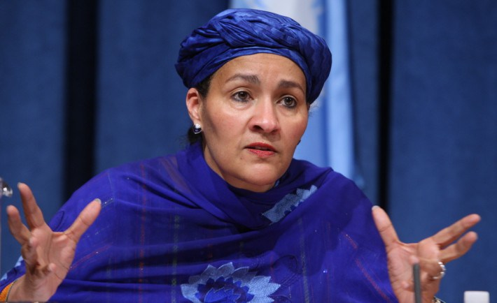 Amina Mohammed's exit: What next?
