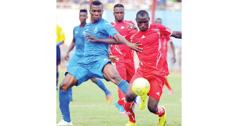 Enyimba battered in Congo Brazzaville