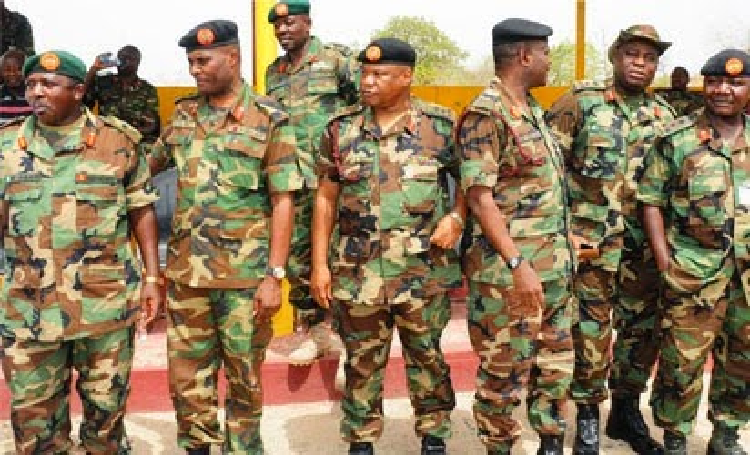 Nigeria's military struggling to contain IS in W'Africa – Report