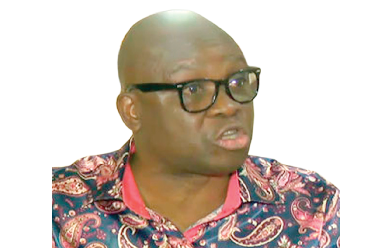 Ekiti debt not N170bn, Fayemi preparing grounds for impending failure – Fayose