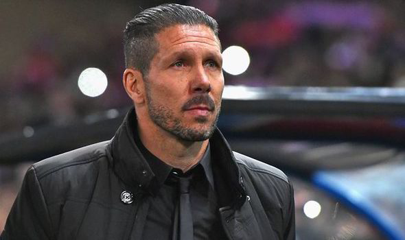 UEFA League: Simeone pays tribute to Leicester