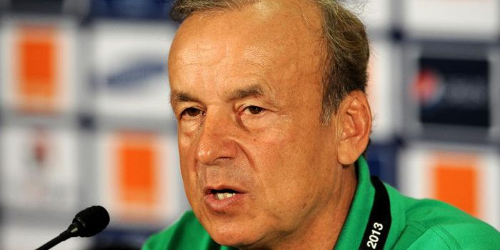 Image result for Rohr Hits Germany To Monitor Eagles Stars