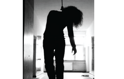 HARVEST OF SUICIDES: Hasty sprint to other side of existence