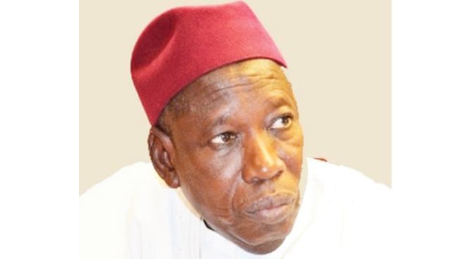 Ten aides to Governor Ganduje resign