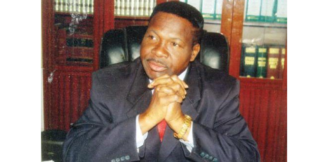 Ozekhome: Solutions to Nigeria's problems contained in confab's report