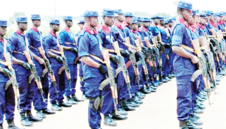 Buhari's visit to Niger: NSCDC deploys 1,500 operatives