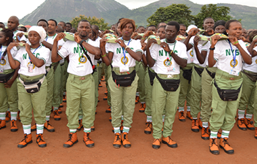NYSC: 132  firms scale  technical bidding process