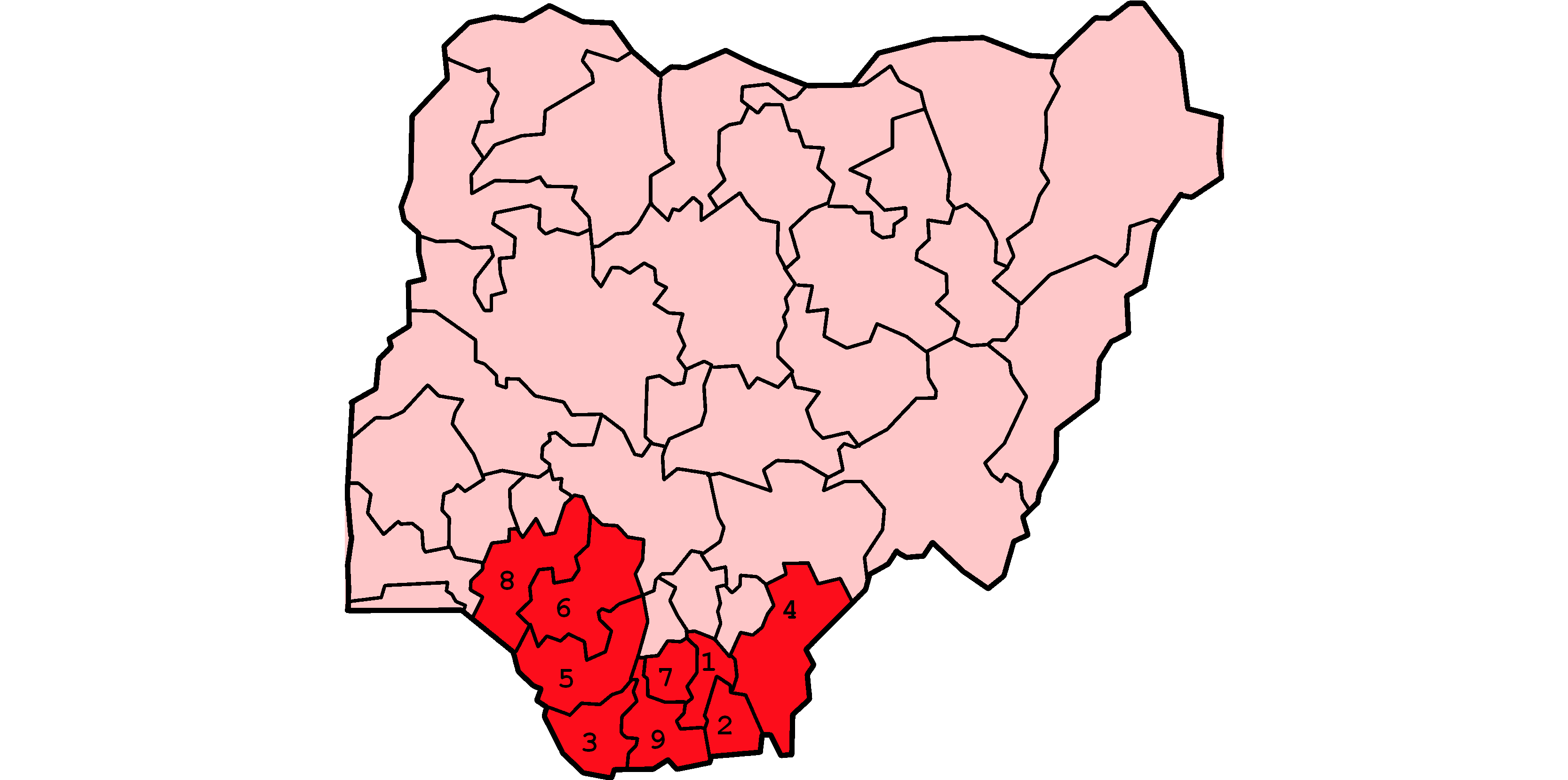 Again, Delta Assembly suspends member