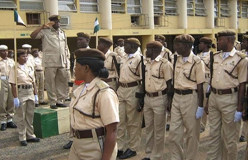 NIS rescues 88 trafficked victims in Oyo