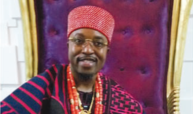 I'm Proud to have a son like Tinubu –Iwo monarch