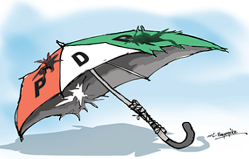 Consensus presidential candidate divides PDP governors