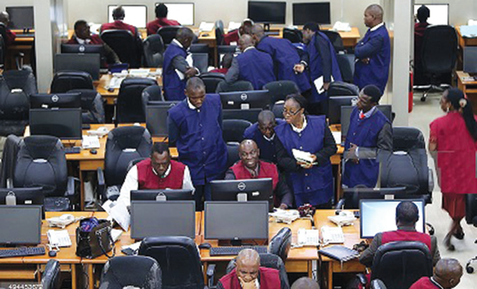 Political tension drags Nigerian bourse into bear market