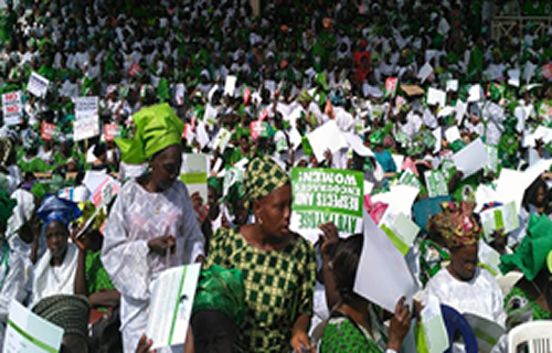 'Why we sold our votes in Ekiti'