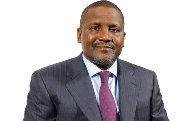 Dangote to prioritise universal health coverage