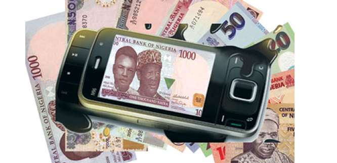 Image result for cashless and cash - naira