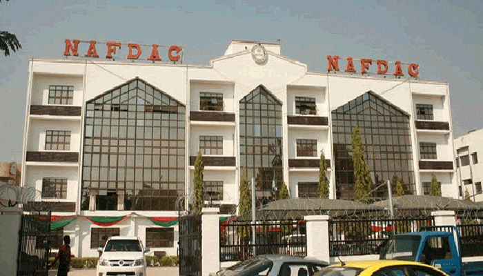 NAFDAC busts warehouse stacked with N105m Tramadol, others