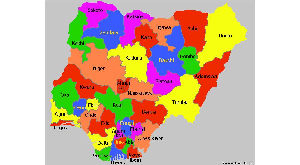 LG autonomy and the Nigerian federation