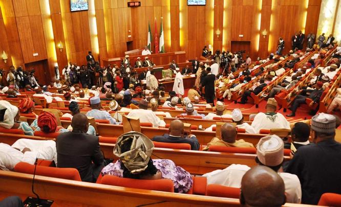 Senate expresses concerns over Buhari's rejection of bills