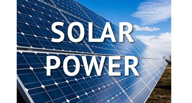 Group advocates solar energy access for all