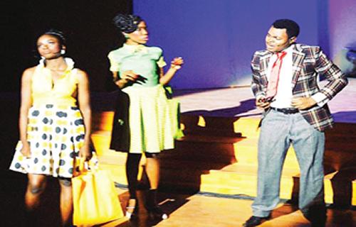 Building bridges, live theatre resonates with Kakadu
