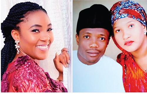 Nigerian player, Musa, wife 'mutually part ways
