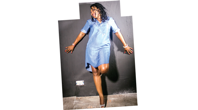 I am sensitive, romantic, adventurous – Amah-Aluko