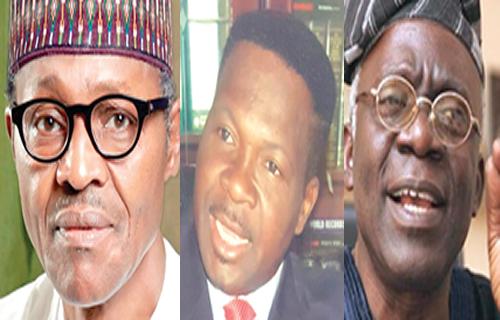 Magu: Falana, Ozekhome, Layonu, others split over Senate's ultimatum