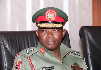 Marathon: 120 military, security athletes battle for CDS' N.9m
