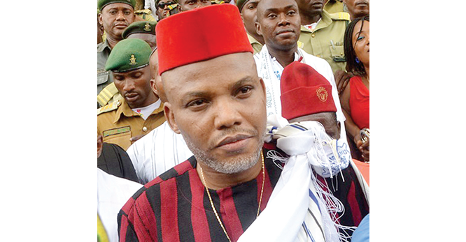 Kanu's reappearance slap on FG