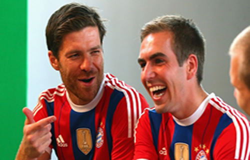 End of Euro era but business as usual for Lahm, Alonso
