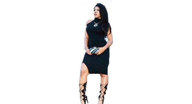 Laura Ikeji-Kanu: Petite ball of fashion