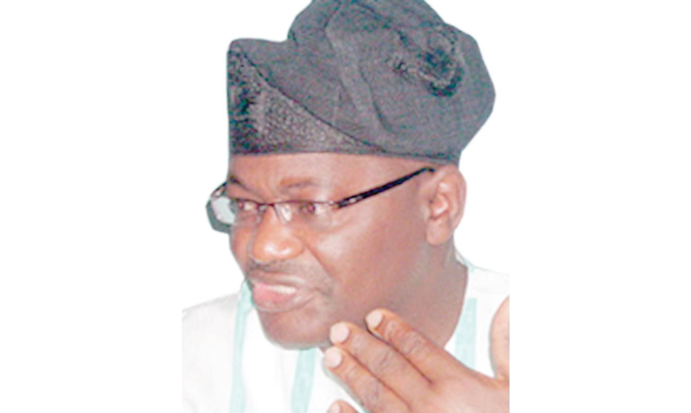 I'll complete Amosun's projects – Isiaka