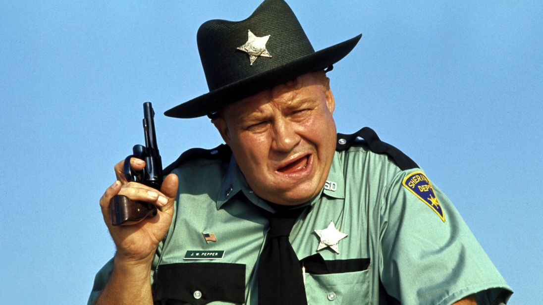 Sheriff JW Pepper: James Bond star, Clifton James, dies aged 96