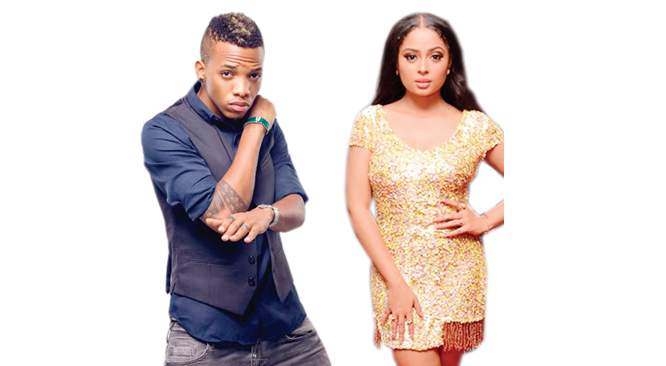 Tekno and Lola Rae spark dating rumours