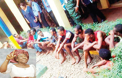 Kidnappers: We killed Okorie because she identified us