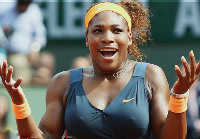 US Open: Serena bags $17,000 fine for code violations