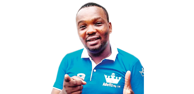 Ogogo gave so much for my career growth –Yomi Fabiyi