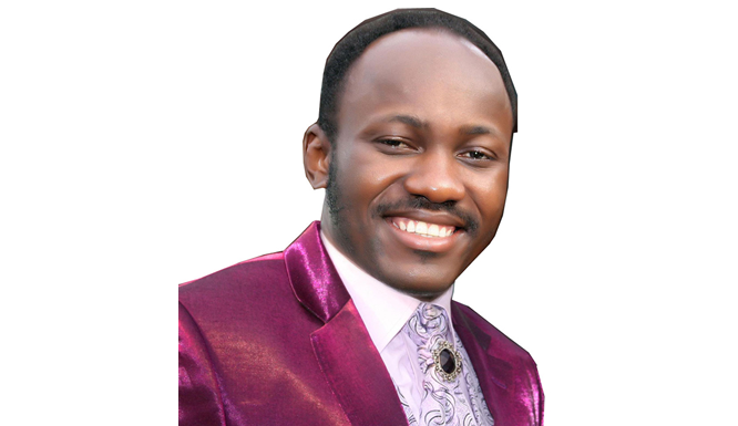 I will fight those killing Christians, Apostle Suleman vows