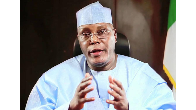 Atiku: I'll end nepotism if elected president