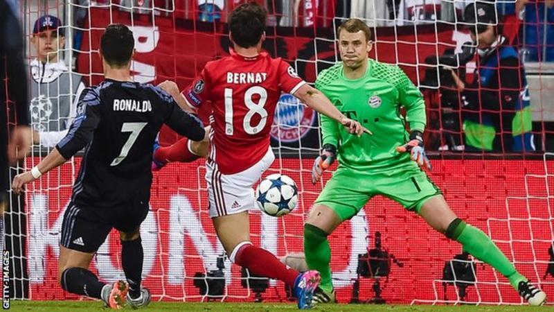 UEFA League: Bayern face familiar fate in Madrid