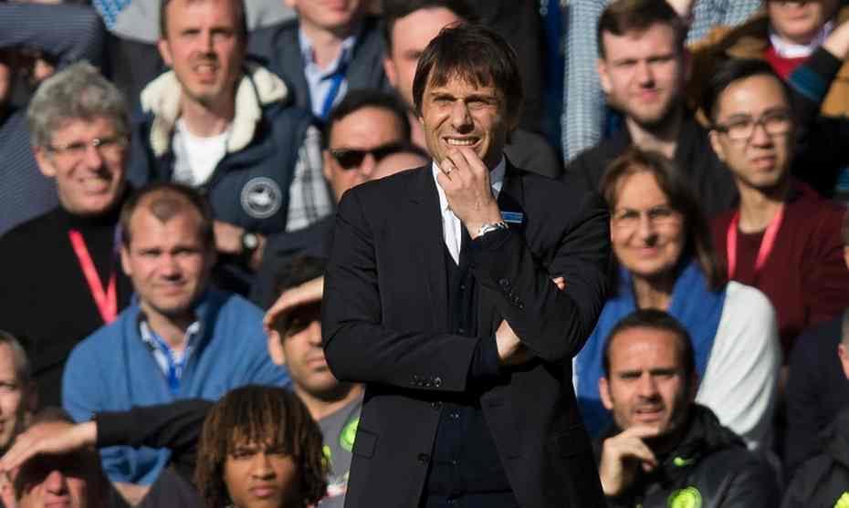 Chelsea's title chances 50 percent – Conte