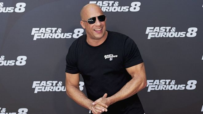 Fate of the Furious breaks global box office record
