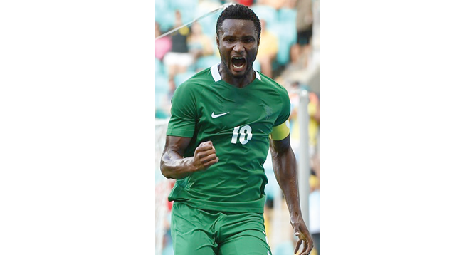 Mikel to return for S'Africa tie