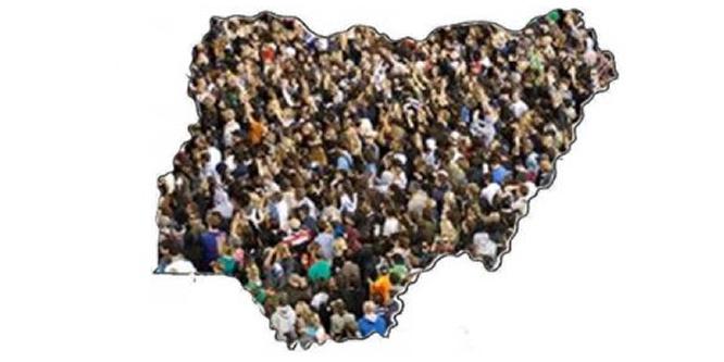 Nigeria's large population's affecting economy