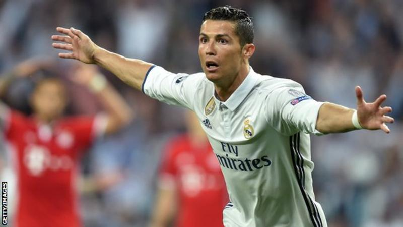 UEFA League: Controversy as Madrid beat 10-man Bayern