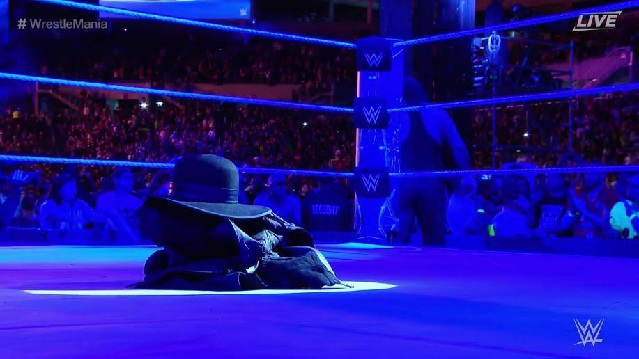 Undertaker retires after brutal Wrestlemania defeat to Roman Reigns