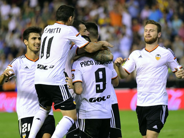 La Liga: Granada suffer home loss, Valencia draw