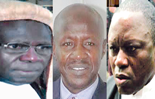 Discordant tunes over plea bargain for looters
