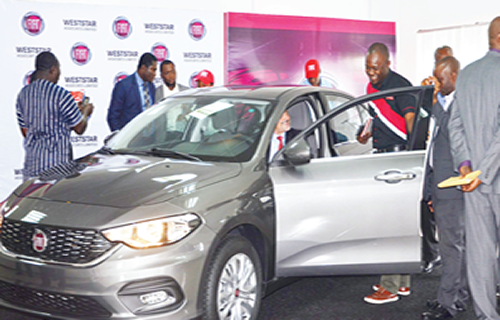 Coscharis Motors wins Jaguar Landrover's awards
